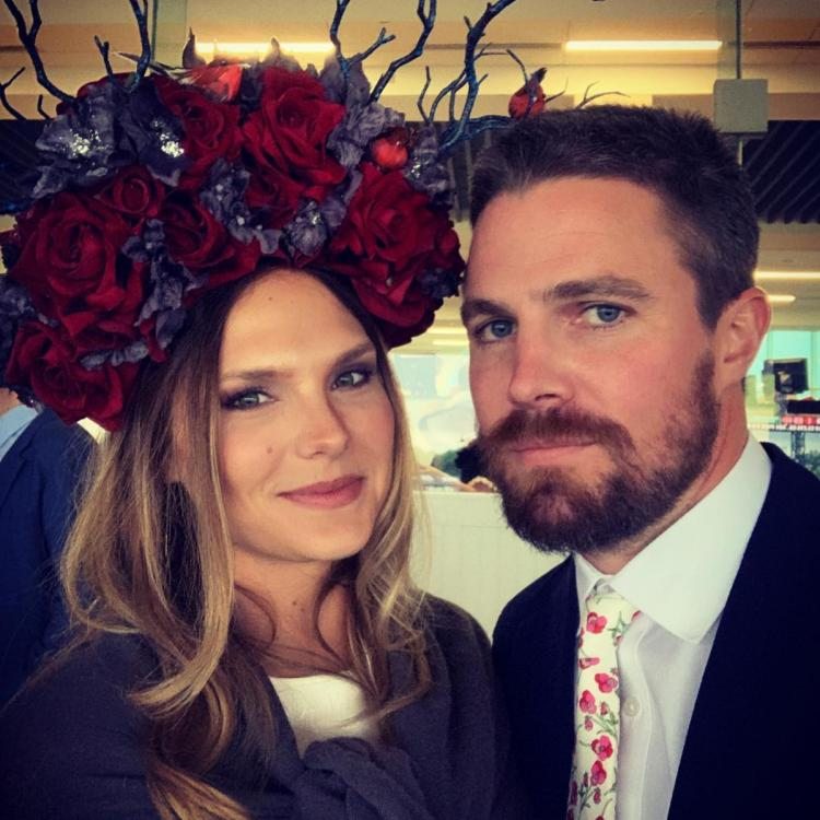 Stephen Amell's goal is to become a citizen of United States