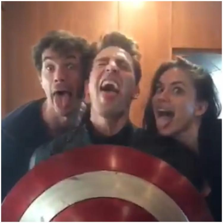 Avengers: Endgame: Hayley Atwell pays the final homage to Steve Rogers aka Captain America; WATCH VIDEO