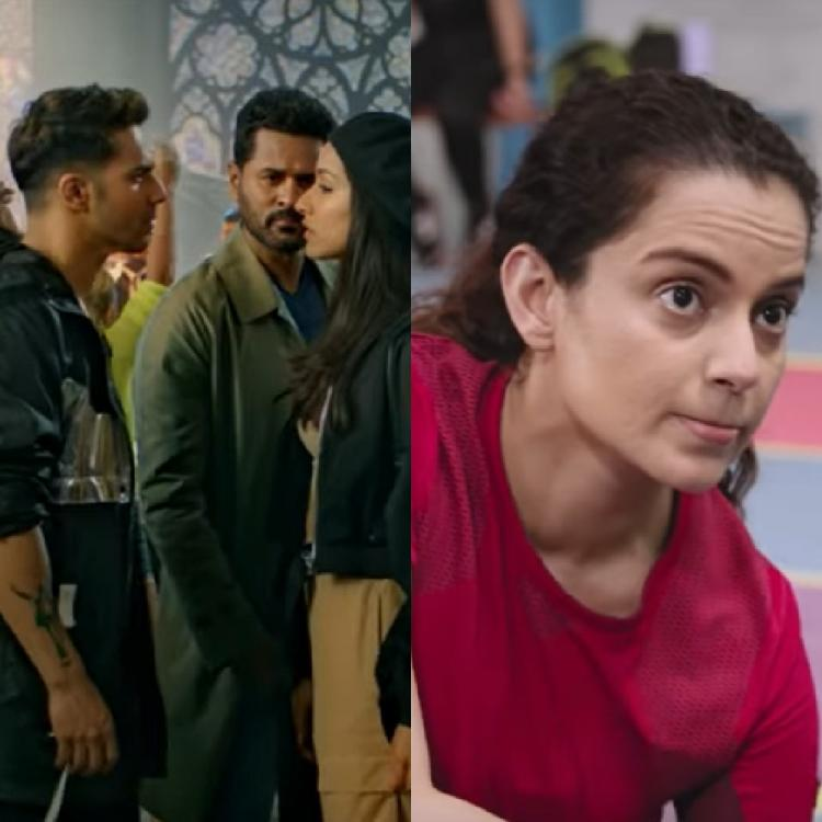 Street Dancer 3D VS Panga: Varun Dhawan, Shraddha Kapoor's story or Kangana Ranaut's film, which is your pick?