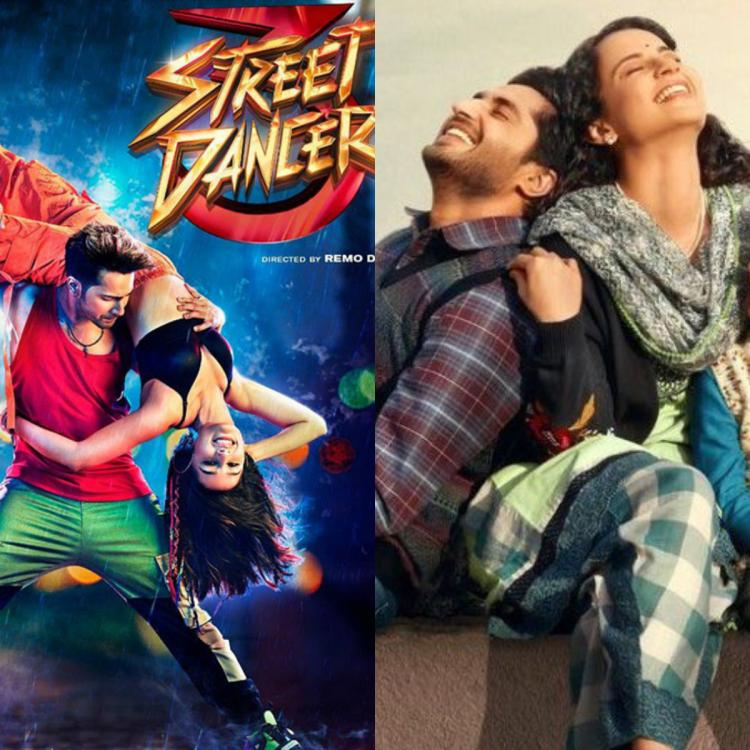 Box Office Prediction Day 1: Street Dancer 3D vs Panga, which movie will have the upper hand? Find Out