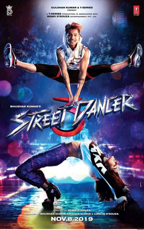 Street Dancer: Varun Dhawan and Shraddha Kapoor's flexibility in these new posters leave us amazed