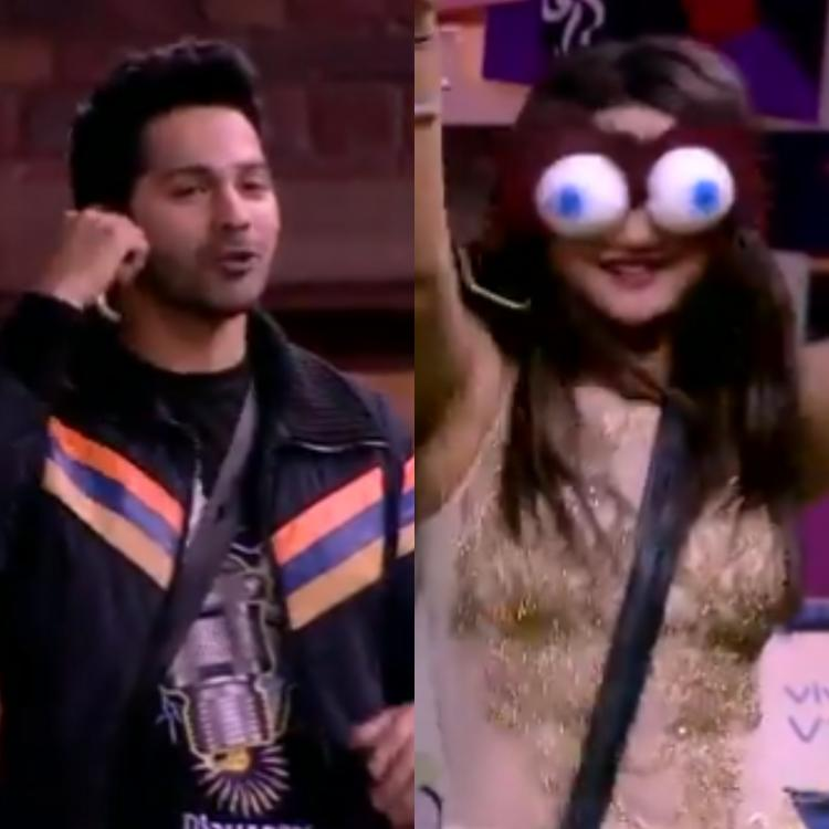 Bigg Boss 13 PROMO: Street Dancer 3D stars Varun Dhawan & Shraddha Kapoor make housemates dance to their tunes