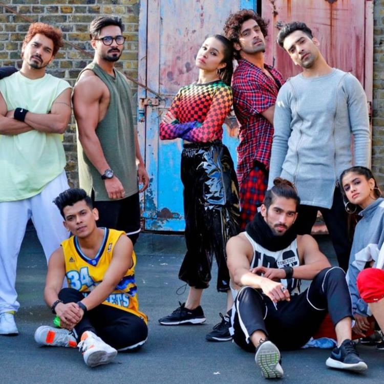 Street Dancer 3D: Shraddha Kapoor introduces her troop The Rulebreakers; Feels honoured to be with them