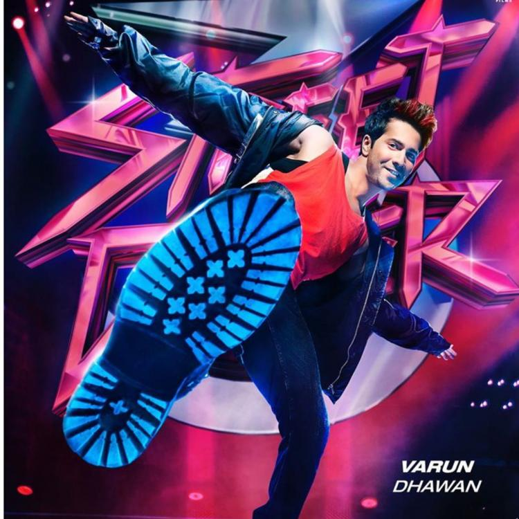 Street Dancer 3D: Shraddha Kapoor shares a poster of Varun Dhawan showing off his cool move