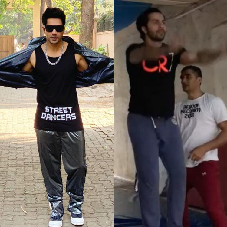 Street Dancer 3D: Varun Dhawan reveals he practiced hard to get the right backflip to match today's standards