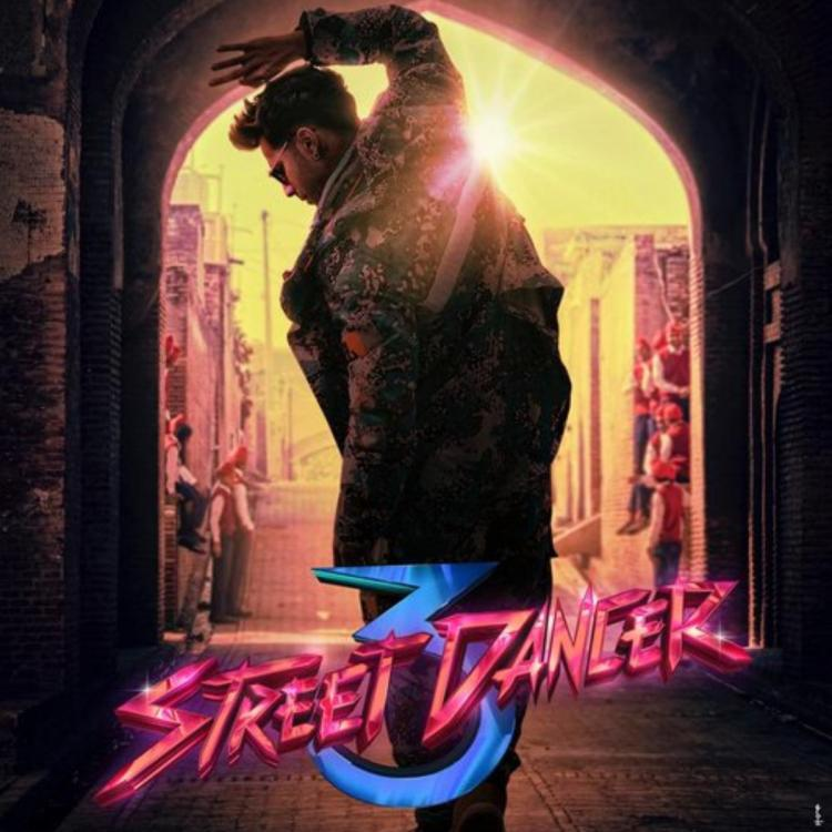 Street Dancer 3D: Varun Dhawan shows off his cool dance move in the latest poster