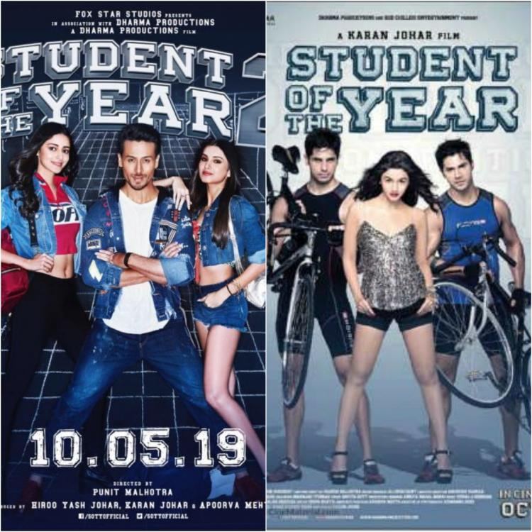 Student of The Year 2 trailer: Tiger Shroff, Ananya Panday & Tara Sutaria beat Alia, Varun & Sidharth's SOTY?