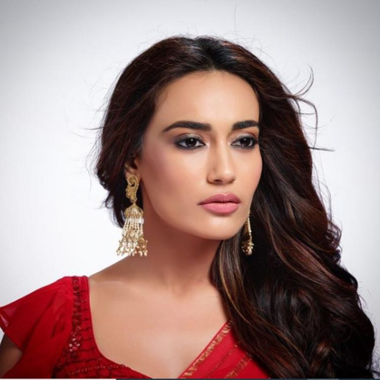 Naagin 3 actress Surbhi Jyoti looks gorgeous in a red saree in her latest PIC; check it out