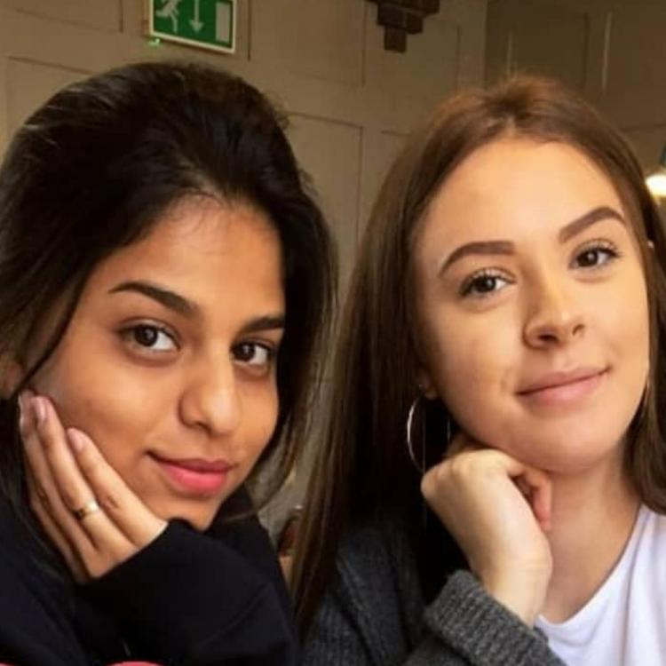 Suhana Khan's latest photo sporting a no makeup look is beyond beautiful; See Pic