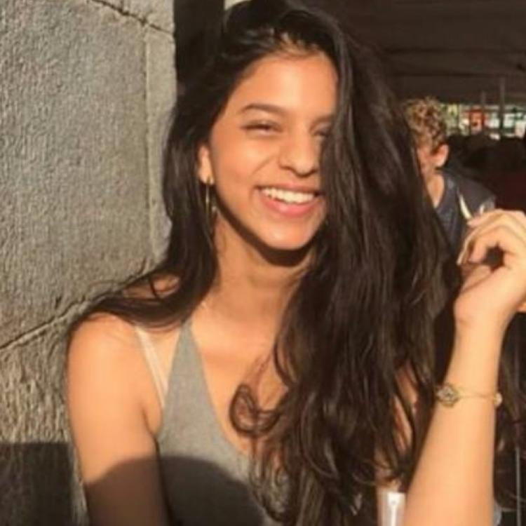 Suhana Khan's glorious smile in her latest photo from NYU is proof she's having a gala time; Check it out