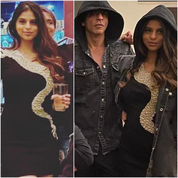 When Suhana Khan wore a Balmain dress worth a person's annual salary and proved she has expensive taste