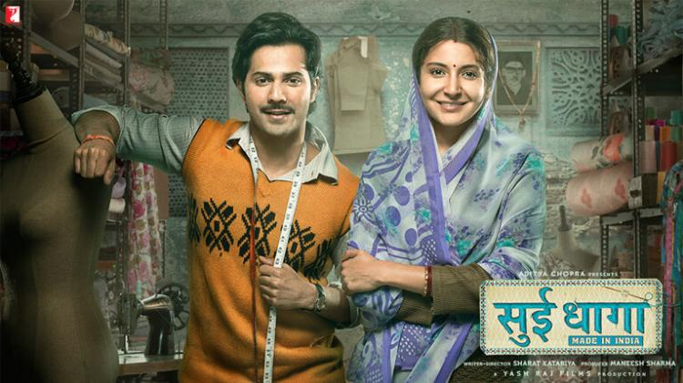Varun Dhawan,Maneesh Sharma,Anushka Sharma,Exclusives,Sui Dhaaga