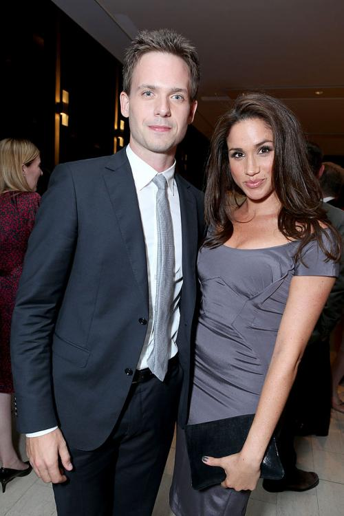 Meghan Markle became a household name as Rachel Zane in Suits.