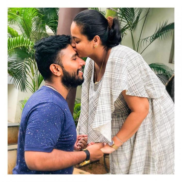 Suja Varunee and Shiva Kumar announce the name of their son with a beautiful family picture; Check it out