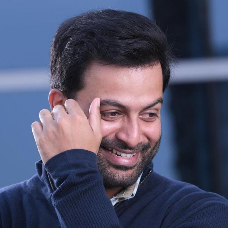 Prithviraj Sukumaran on Aadujeevitham: It's an interesting spiritual and physical journey for my character
