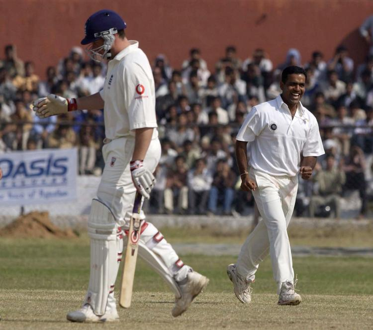 Sunil Joshi applies for bowling coach role, says India needs spin expert