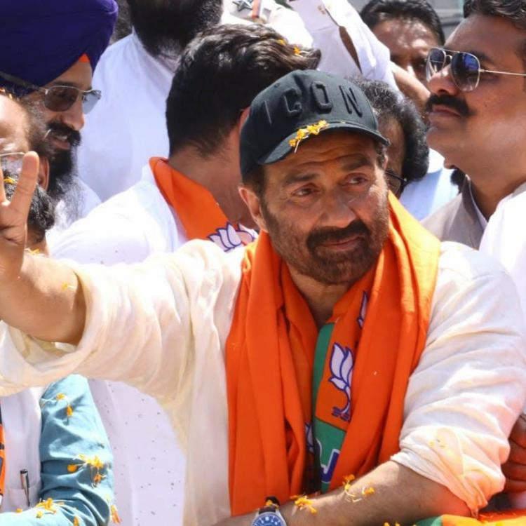 Sunny Deol: I am not here for vendetta politics