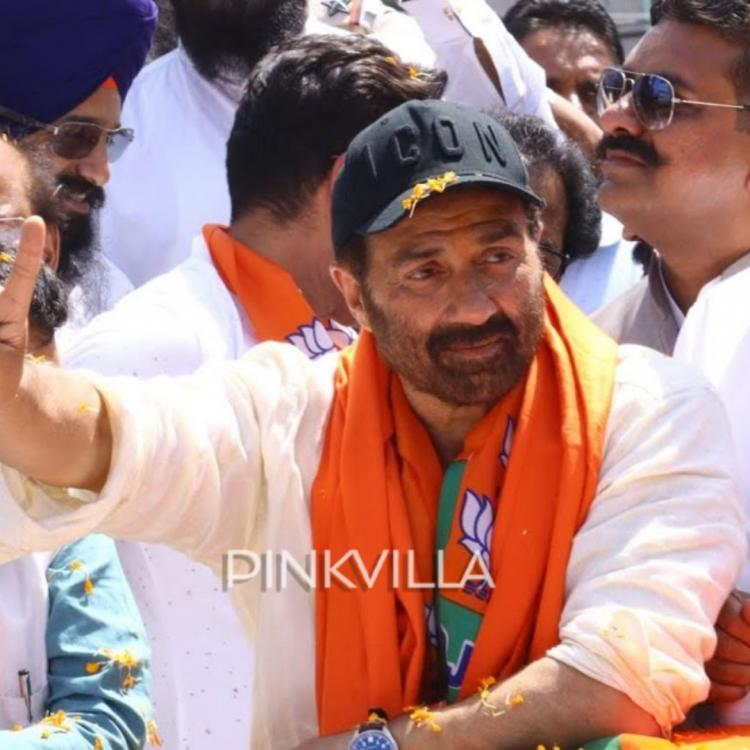 Sunny Deol shows anger over Congress' unkept promises during his election campaign