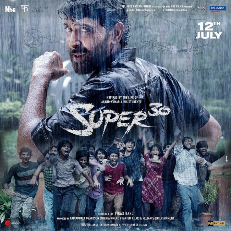 Super 30 Box Office Collection Day 24: Hrithik Roshan's film becomes the sixth highest grosser of the year
