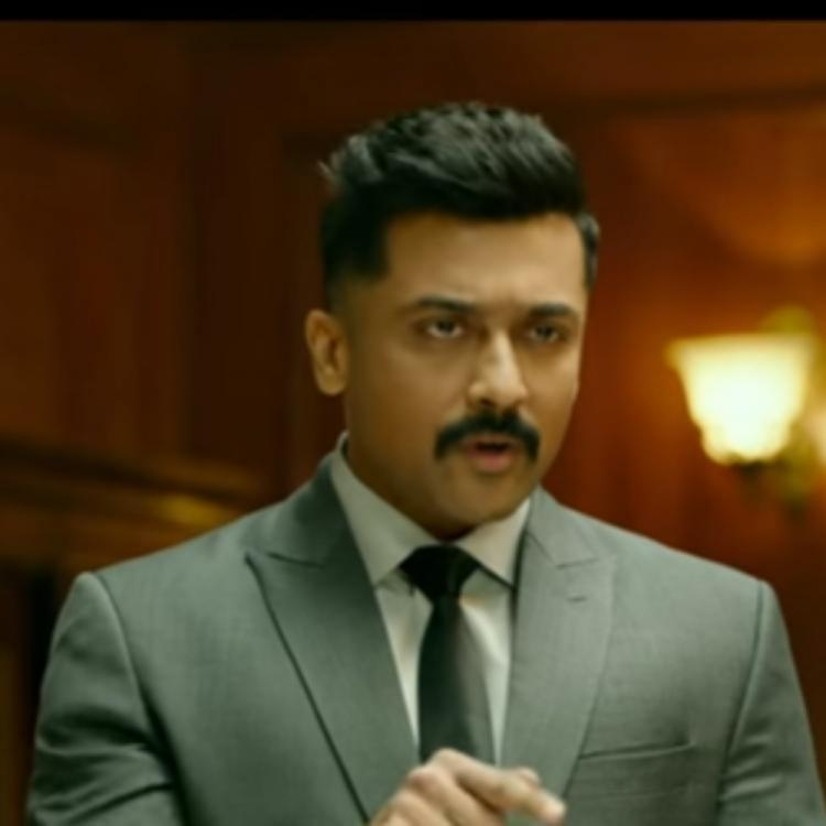 Kaappaan actor Suriya to collaborate with Dhruva Natchathiram director Gautham Menon?