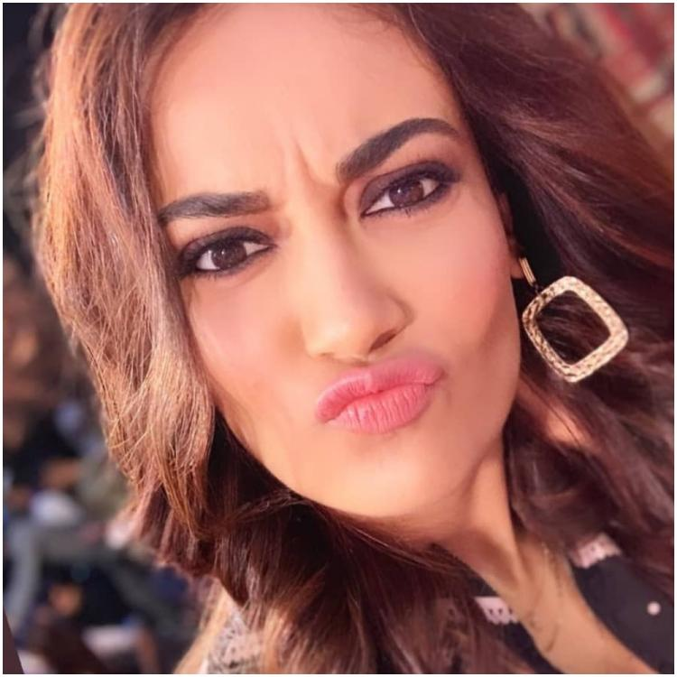 Naagin 3's Surbhi Jyoti shows us how to nail a pout in her latest selfie & fans can't take their eyes off her