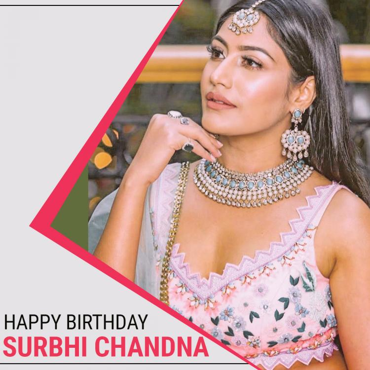 EXCLUSIVE: Birthday girl Surbhi Chandna on her birthday plans, why Sanjivani is special and more; WATCH