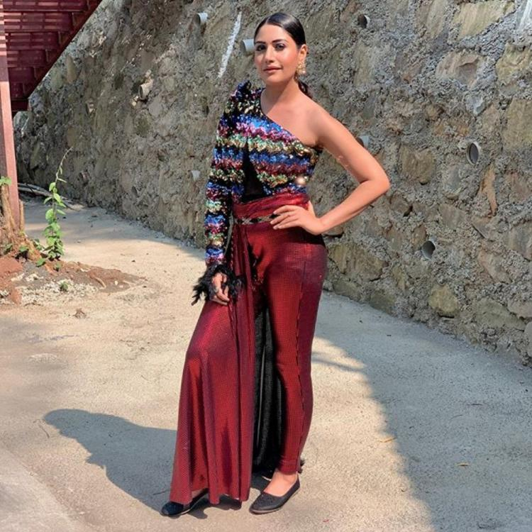 Surbhi Chandna looks stunning as she shares her full look from a shoot and now we know it was worth the wait