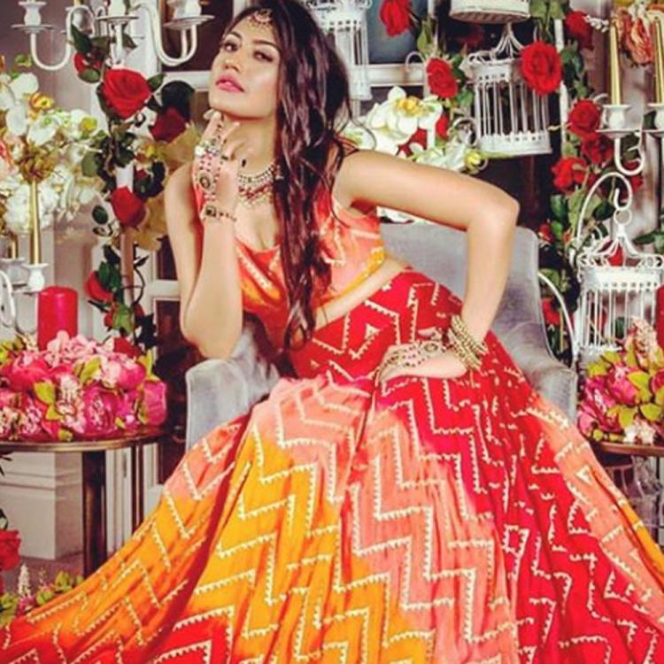 Surbhi Chandna looks breathtakingly beautiful in this latest photo; check it out