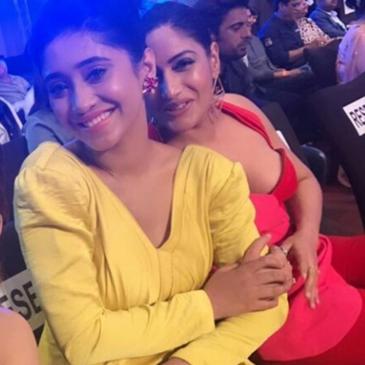 Sanjivani's Surbhi Chandna and YRKKH's Shivangi Joshi's adorable selfie together is making us root for 'SuShi'