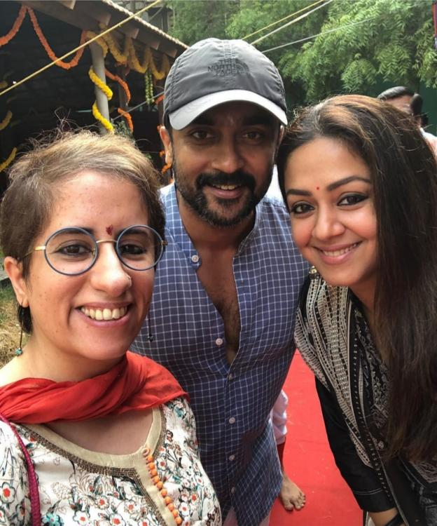 Suriya is the best actor in the country, says Oscar winner Guneet Monga