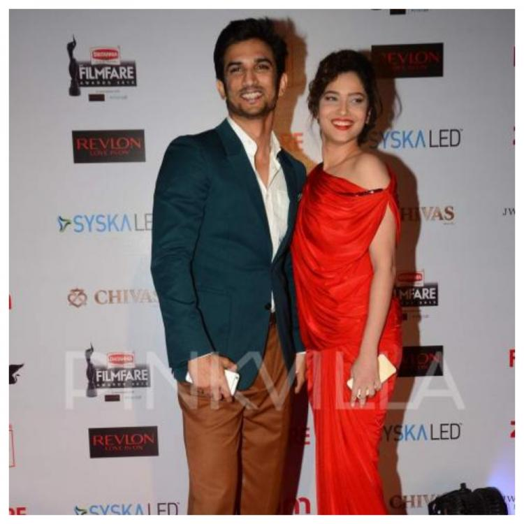 Sushant Singh Rajput is open to working with ex-girlfriend Ankita Lokhande