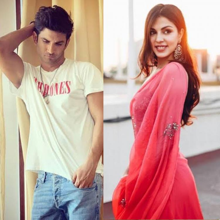 Are Sushant Singh Rajput and Rhea Chakraborty holidaying together in Paris? Find out