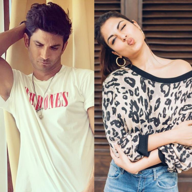 EXCLUSIVE: No marriage on the cards for Sushant Singh Rajput and Rhea Chakraborty