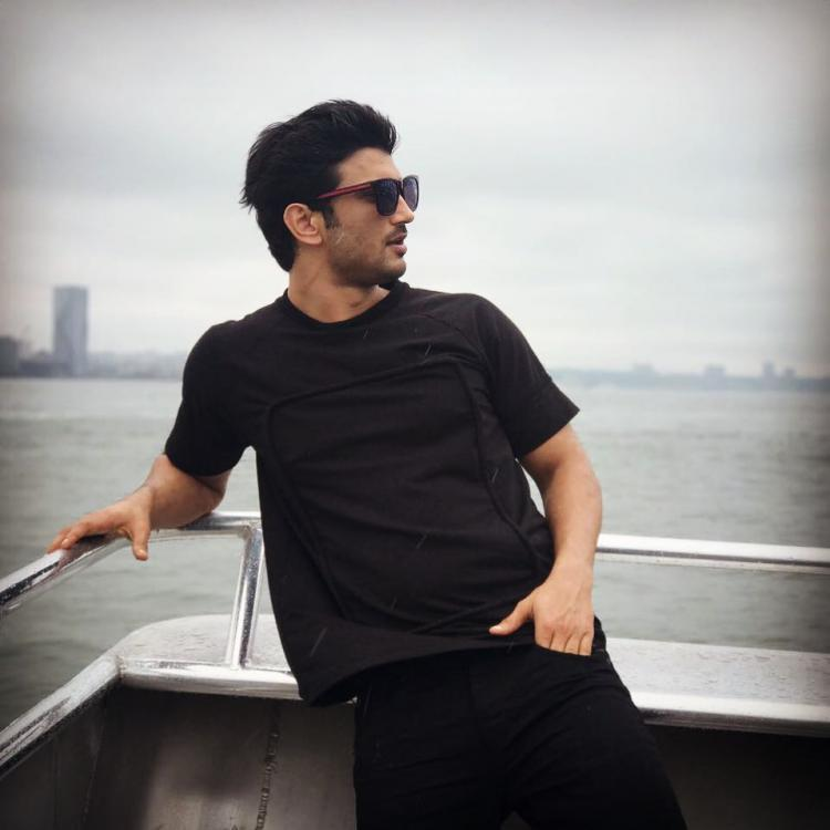 Sushant Singh Rajput: I don't define myself with norms at all; acting is just a part of my life