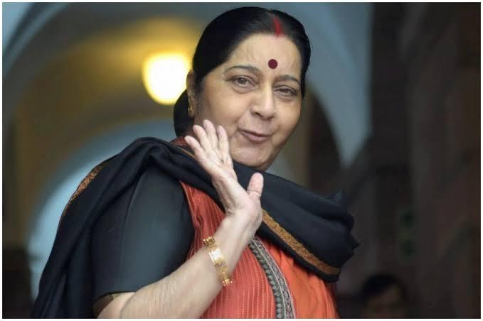 Sushma Swaraj Death: Former Foreign Minister Sushma Swaraj to be cremated with full State Honours in New Delhi today