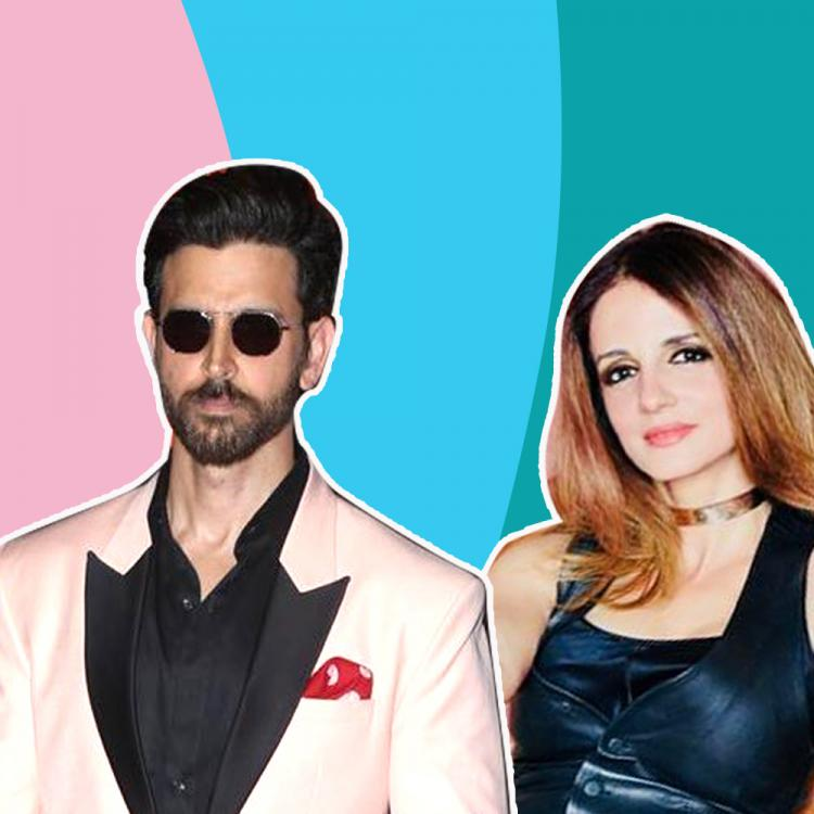 Sussanne Khan wishes Hrithik Roshan on his birthday with a sweet post: You are the most incredible man I know