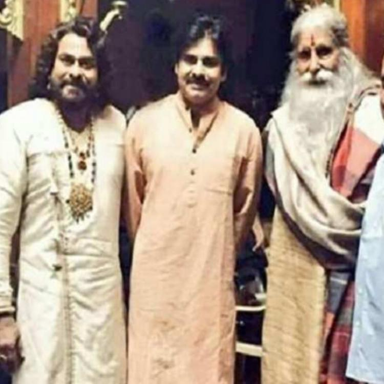 Tragic death takes place on the sets of Chiranjeevi, Amitabh Bachchan starrer Sye Raa Narasimha Reddy