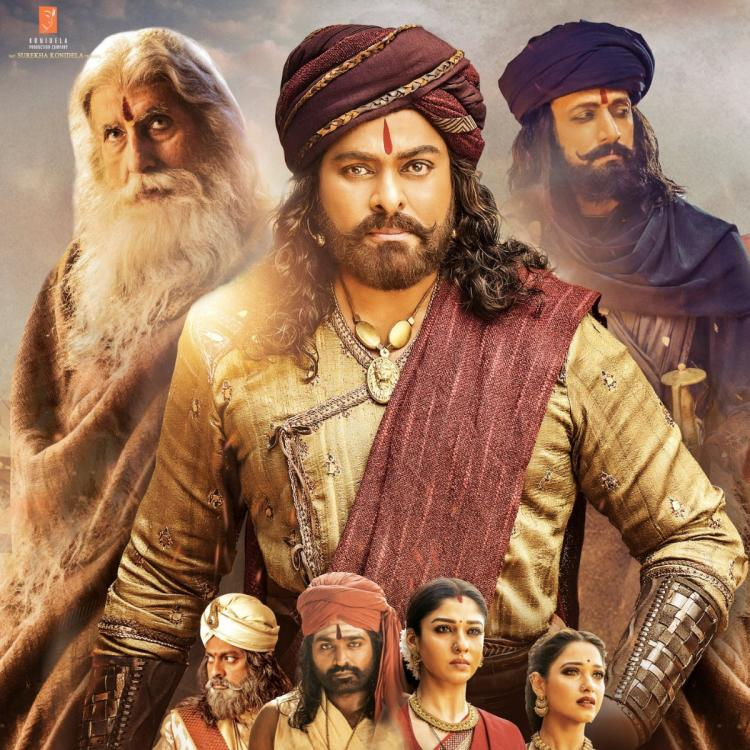 Sye Raa Narasimha Reddy Box Office Collection Day 9: Chiranjeevi starrer film continues its solid run