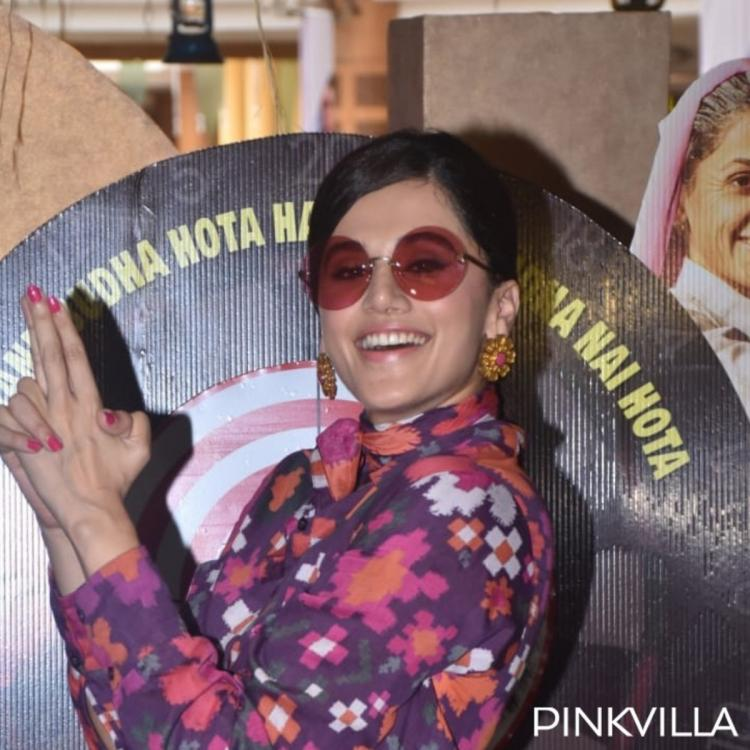 Saand Ki Aankh: Taapsee Pannu says the film will have two equally strong parts for both the female leads