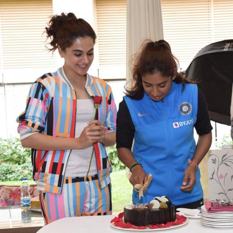 Shabaash Mithu: Taapsee Pannu to essay cricketer Mithali Raj in her biopic: Am prepared to learn cover drive