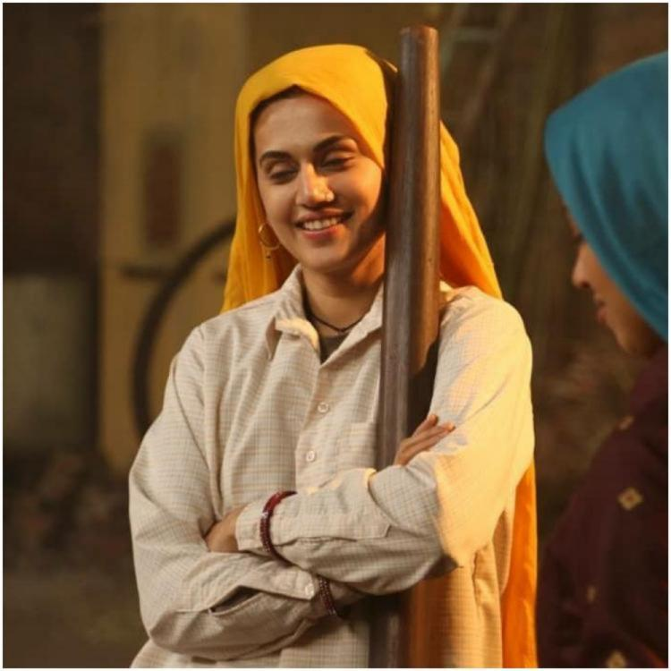 Taapsee Pannu opens up on her transformation into sharpshooter Prakashi Tomar for Saand Ki Aankh