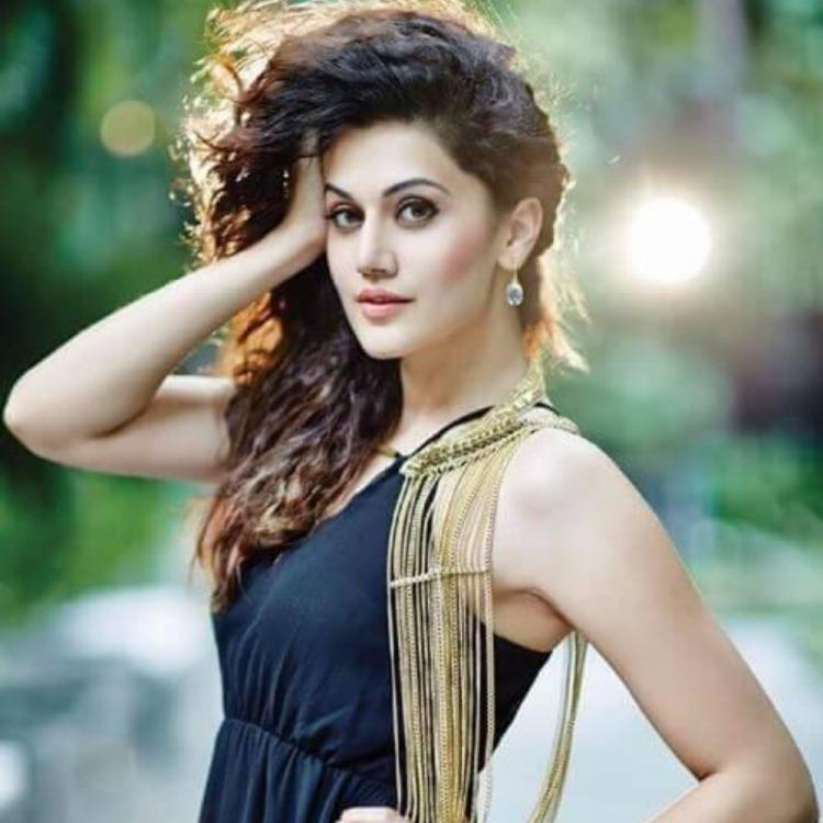 Taapsee Pannu says that a slap can never be an expression of love; Find out