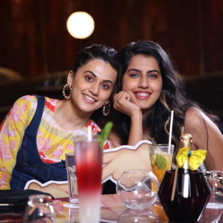 EXCLUSIVE: Taapsee Pannu admits to being in a relationship, says she will marry when she wants to have kids