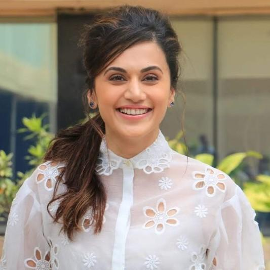 Taapsee Pannu denies playing Amrita Pritam in a new biopic