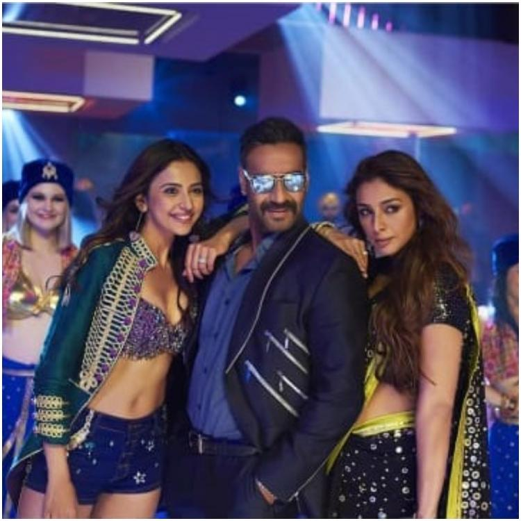 Ajay Devgn, Tabu and Rakul Preet starrer 'De De Pyaar De' gets U/A certificate with 3 cuts suggested by Censor Board