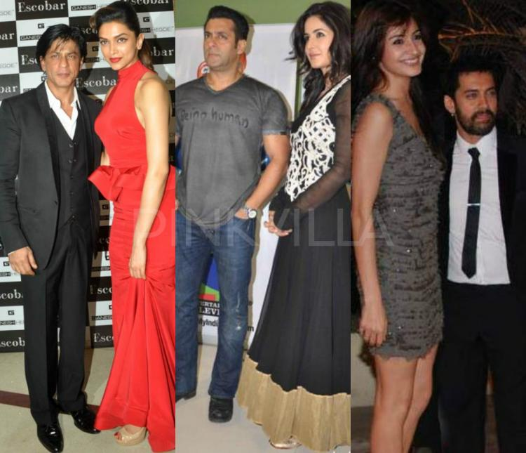 The Khans and their tall heroines