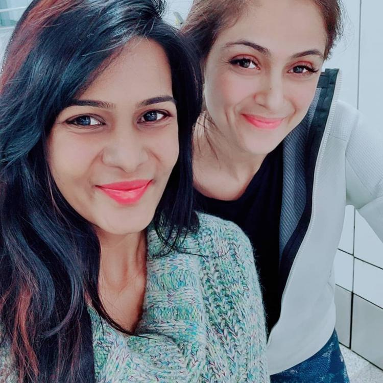 Bigg Boss Tamil Season 3 fame Meera Mitun's shares her fan moment with Simran Bagga; Calls her 'Inspiration'