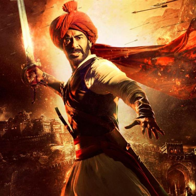 Tanhaji: The Unsung Warrior Box Office Collection Day 5: Ajay Devgn starrer continues to rule BO