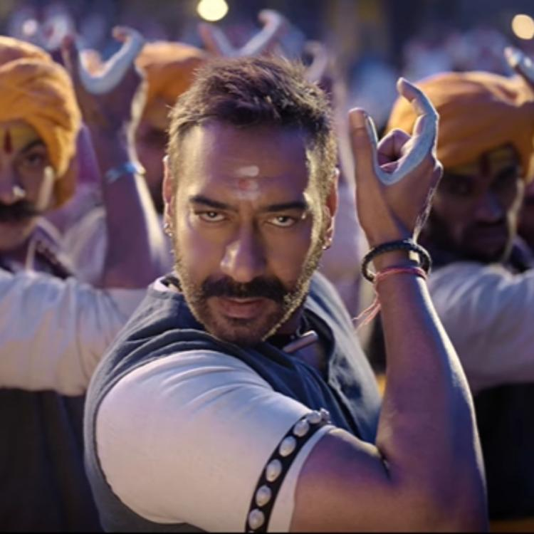 Tanhaji: The Unsung Warrior Song Shankara Re Shankara: Ajay Devgn roars like never before challenging Saif