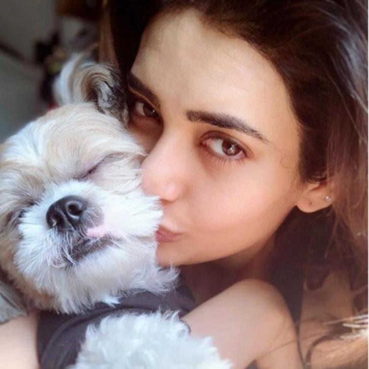 Naagin 3 actress Karishma Tanna clarifies about her relationship with Pearl V Puri, says 'We're good friends'